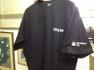 maglietta volontari