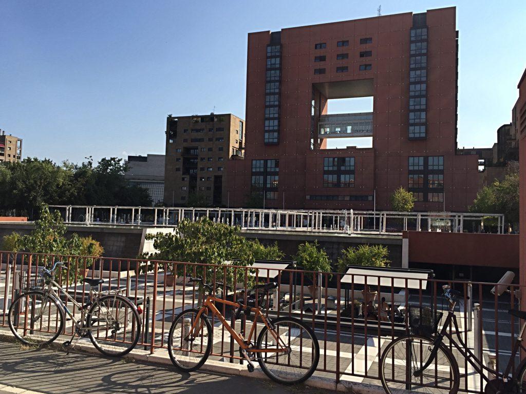 Edificio U6 Università Bicocca